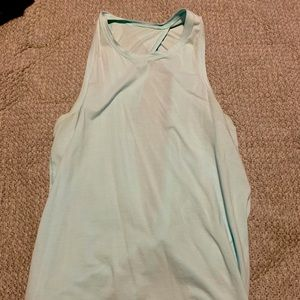 Lululemon all tied up tank size 8